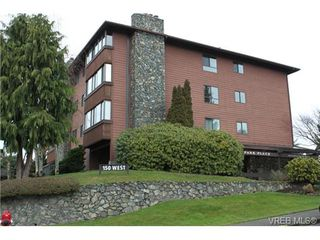 Photo 1: 402 150 W Gorge Road in VICTORIA: SW Gorge Condo Apartment for sale (Saanich West)  : MLS®# 359638