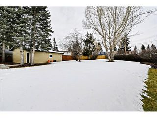 Photo 26: 6615 LETHBRIDGE Crescent SW in Calgary: Lakeview House for sale : MLS®# C4050221