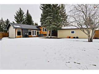 Photo 22: 6615 LETHBRIDGE Crescent SW in Calgary: Lakeview House for sale : MLS®# C4050221