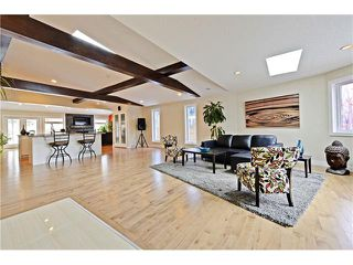 Photo 4: 6615 LETHBRIDGE Crescent SW in Calgary: Lakeview House for sale : MLS®# C4050221