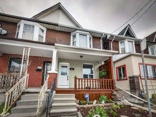 Photo 1: 581 Greenwood Avenue in Toronto: Greenwood-Coxwell House (2-Storey) for sale (Toronto E01)  : MLS®# E3489727