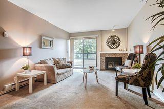 "Photo 3: 201 1150 DUFFERIN Street in Coquitlam: Eagle Ridge CQ Condo for sale in ""GLEN EAGLES"" : MLS®# R2072453"
