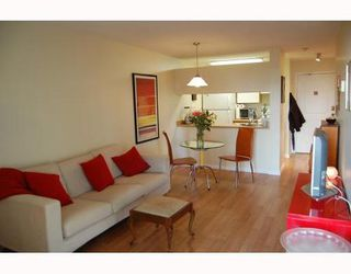 Photo 4: 503 1040 PACIFIC Street: West End VW Home for sale ()  : MLS®# V756383