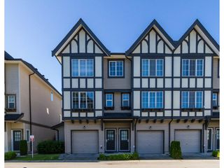 "Photo 1: 115 20875 80 Avenue in Langley: Willoughby Heights Townhouse for sale in ""PEPPERWOOD"" : MLS®# R2094825"