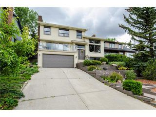 Photo 1: 5815 COACH HILL Road SW in Calgary: Coach Hill House for sale : MLS®# C4085470