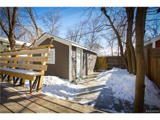 Photo 19: 364 Morley Avenue in Winnipeg: Fort Rouge Residential for sale (1Aw)  : MLS®# 1705166