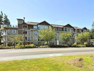 Photo 1: 201 611 Goldstream Ave in VICTORIA: La Fairway Condo for sale (Langford)  : MLS®# 753485