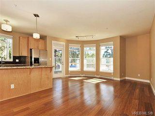 Photo 2: 201 611 Goldstream Ave in VICTORIA: La Fairway Condo for sale (Langford)  : MLS®# 753485