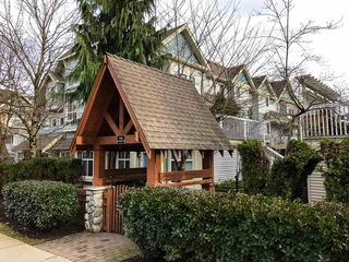 """Photo 1: 50 7128 STRIDE Avenue in Burnaby: Edmonds BE Townhouse for sale in """"Riverstone"""" (Burnaby East)  : MLS®# R2146308"""