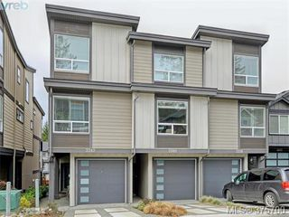 Photo 1: 3382 Vision Way in VICTORIA: La Happy Valley Row/Townhouse for sale (Langford)  : MLS®# 754167