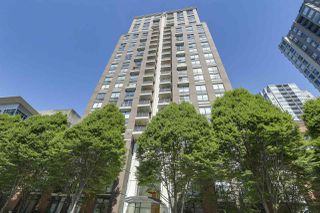 """Photo 1: 904 1055 HOMER Street in Vancouver: Yaletown Condo for sale in """"DOMUS"""" (Vancouver West)  : MLS®# R2173690"""