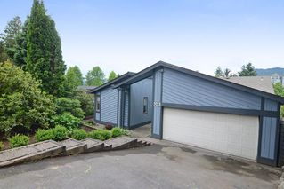 Photo 1: 3213 PINDA Drive in Port Moody: Port Moody Centre House for sale : MLS®# R2180092