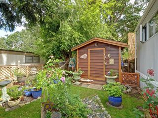 Photo 15: 12 2587 Selwyn Rd in VICTORIA: La Mill Hill Manufactured Home for sale (Langford)  : MLS®# 762820