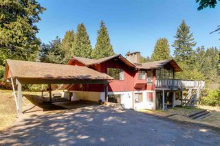 Photo 2: 4909 WATER Lane in West Vancouver: Olde Caulfeild House for sale : MLS®# R2203588