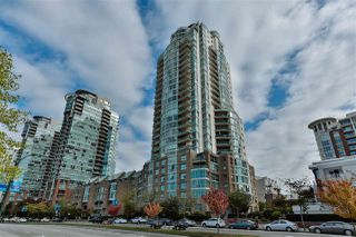 Photo 1: 2302 1188 QUEBEC STREET in Vancouver: Mount Pleasant VE Condo for sale (Vancouver East)  : MLS®# R2207829