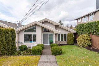 Photo 1: 1189 PHILLIPS AVENUE in Burnaby: Simon Fraser Univer. House 1/2 Duplex for sale (Burnaby North)  : MLS®# R2146328