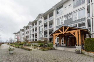 "Photo 1: 215 4500 WESTWATER Drive in Richmond: Steveston South Condo for sale in ""COPPER SKY WEST"" : MLS®# R2236278"
