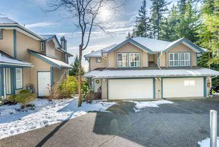 """Photo 1: 28 241 PARKSIDE Drive in Port Moody: Heritage Mountain Townhouse for sale in """"PINEHURST"""" : MLS®# R2243093"""