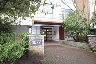 Photo 20: 308 1877 W 5TH Avenue in Vancouver: Kitsilano Condo for sale (Vancouver West)  : MLS®# R2244751