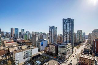 "Photo 1: 1601 1212 HOWE Street in Vancouver: Downtown VW Condo for sale in ""1212 HOWE"" (Vancouver West)  : MLS®# R2248305"