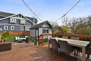 Photo 20: 4184 INVERNESS Street in Vancouver: Knight House for sale (Vancouver East)  : MLS®# R2250581