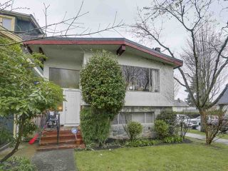 "Photo 1: 3901 TUPPER Street in Vancouver: Cambie House for sale in ""Douglas Park"" (Vancouver West)  : MLS®# R2256298"