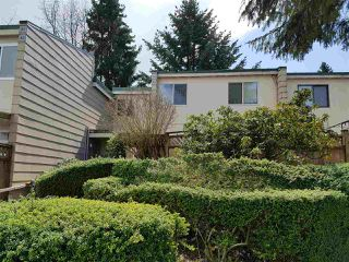 """Photo 1: 39 10555 153RD Street in Surrey: Guildford Townhouse for sale in """"guildford mews"""" (North Surrey)  : MLS®# R2255781"""