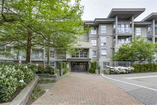 """Photo 1: 321 9339 UNIVERSITY Crescent in Burnaby: Simon Fraser Univer. Condo for sale in """"HARMONY"""" (Burnaby North)  : MLS®# R2271258"""