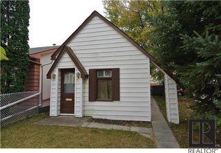 Main Photo: 1008 Redwood Avenue in Winnipeg: Residential for sale (4B)  : MLS®# 1819407