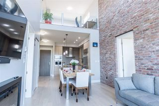 """Photo 1: 402 260 SALTER Street in New Westminster: Queensborough Condo for sale in """"PORTAGE"""" : MLS®# R2295216"""