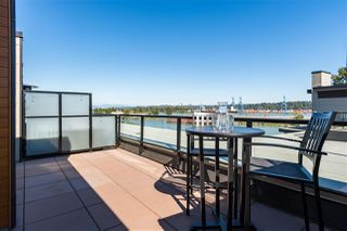 "Photo 16: 402 260 SALTER Street in New Westminster: Queensborough Condo for sale in ""PORTAGE"" : MLS®# R2295216"