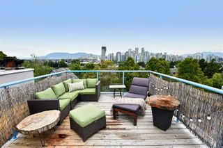 Photo 1: 303 1166 W 6TH Avenue in Vancouver: Fairview VW Condo for sale (Vancouver West)  : MLS®# R2309459