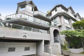 Photo 2: 303 1166 W 6TH Avenue in Vancouver: Fairview VW Condo for sale (Vancouver West)  : MLS®# R2309459