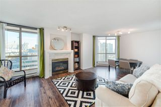 "Photo 1: 1903 867 HAMILTON Street in Vancouver: Downtown VW Condo for sale in ""Jardine's Lookout"" (Vancouver West)  : MLS®# R2331796"