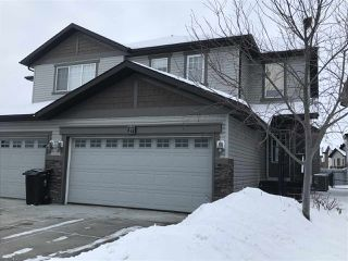 Main Photo: 27 8602 SOUTHFORT Boulevard: Fort Saskatchewan House Half Duplex for sale : MLS®# E4141451