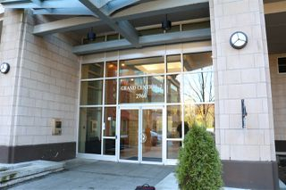 """Photo 2: 2107 2968 GLEN Drive in Coquitlam: North Coquitlam Condo for sale in """"GRAND CENTRAL 2"""" : MLS®# R2342585"""