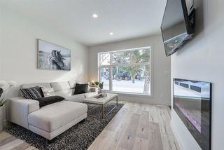 Photo 5: 12070 94 Street in Edmonton: Zone 05 House Half Duplex for sale : MLS®# E4144783