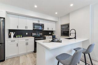 Photo 10: 12070 94 Street in Edmonton: Zone 05 House Half Duplex for sale : MLS®# E4144783