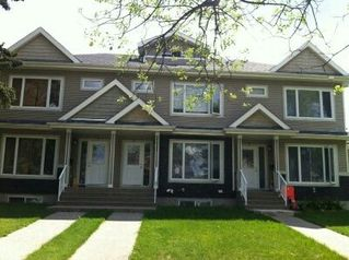 Main Photo:  in Edmonton: Zone 17 Townhouse for sale : MLS®# E4146979