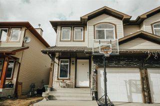 Photo 1: 23 Meridian Loop: Stony Plain House Half Duplex for sale : MLS®# E4150048