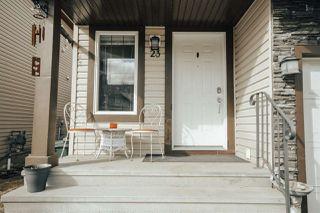 Photo 2: 23 Meridian Loop: Stony Plain House Half Duplex for sale : MLS®# E4150048