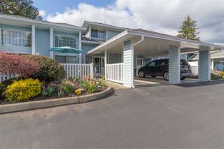 "Photo 1: 21 3292 VERNON Terrace in Abbotsford: Abbotsford East Townhouse for sale in ""CROWN POINT VILLAS"" : MLS®# R2357495"