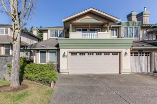 "Photo 1: 231 13888 70 Avenue in Surrey: East Newton Townhouse for sale in ""Chelsea Gardens"" : MLS®# R2358098"