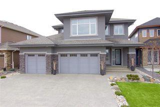 Photo 1: 4332 WHITELAW Way in Edmonton: Zone 56 House for sale : MLS®# E4152850