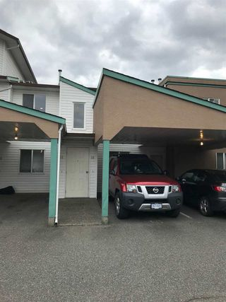 "Main Photo: 10 7715 LUCKAKUCK Place in Sardis: Sardis West Vedder Rd Townhouse for sale in ""VILLAGE CREEK"" : MLS®# R2365671"