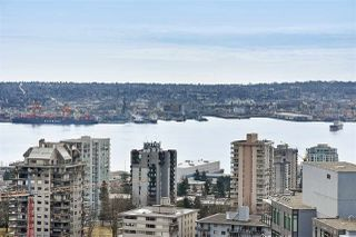 "Photo 1: 2002 125 E 14 Street in North Vancouver: Central Lonsdale Condo for sale in ""CENTREVIEW"" : MLS®# R2366804"