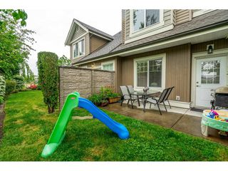 Photo 19: 12 32792 LIGHTBODY Court in Mission: Mission BC Townhouse for sale : MLS®# R2370352