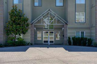 "Photo 1: 402 12125 75A Avenue in Surrey: West Newton Condo for sale in ""STRAWBERRY HILLS ESTATE"" : MLS®# R2379850"