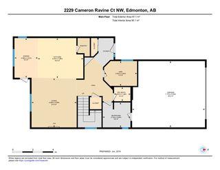 Photo 29: 2229 CAMERON RAVINE Court in Edmonton: Zone 20 House for sale : MLS®# E4163454
