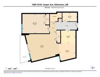 Photo 3: 1005 12141 JASPER Avenue in Edmonton: Zone 12 Condo for sale : MLS®# E4168729